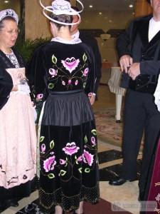 Costume de Châteauneuf-du-Faou