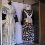 costume de mariage de la fille Le Rouzig (années 1920) ; costume dernière mode